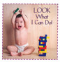 Look What I Can Do! (Board Book)