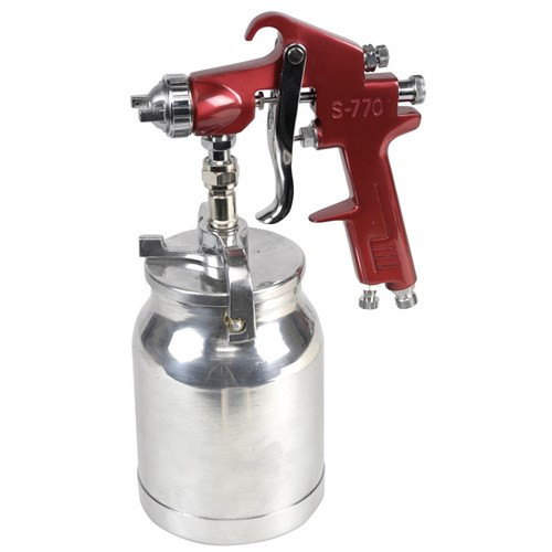 Spray Gun High Pressure
