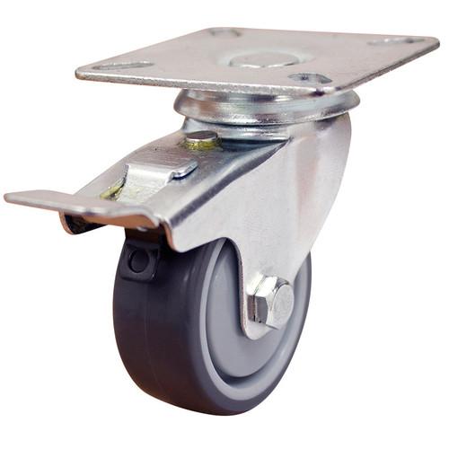 Swivel Castor Wheel 50mm W/Brake