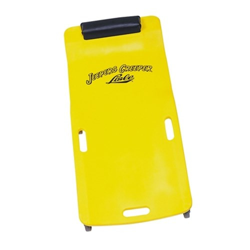 Yellow Plastic Creeper