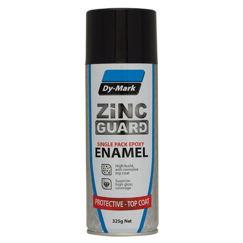 Zinc Guard Flat Black Single Epoxy 325g