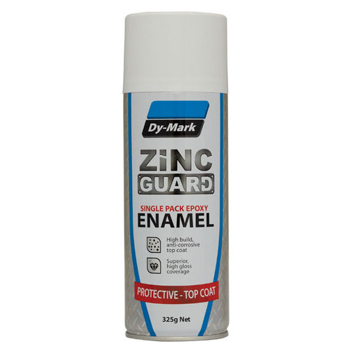 Zinc Guard Gloss White Enamel 325g