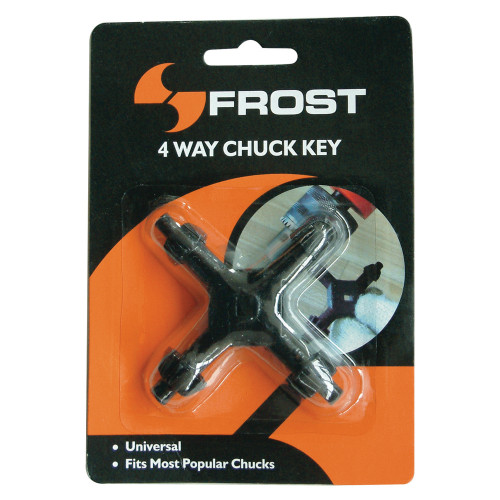 CHUCK KEY 4-Way