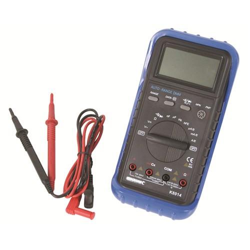 Digital Multimeter Pro