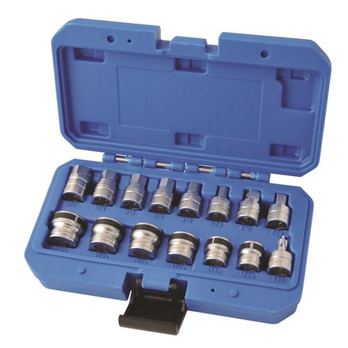 Magnetic Drain Plug Set 15pce
