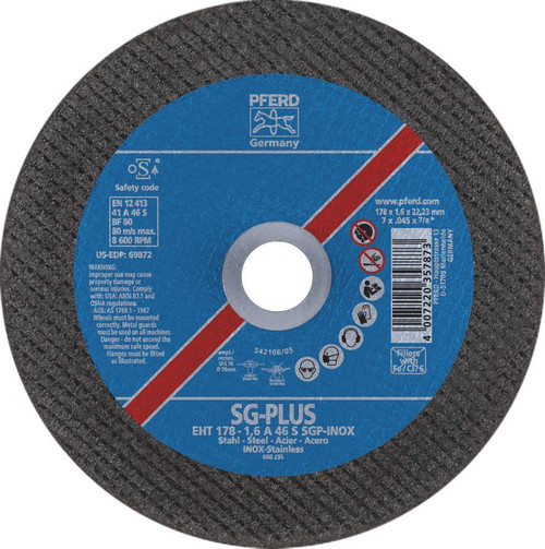 Pferd Cutting Disc