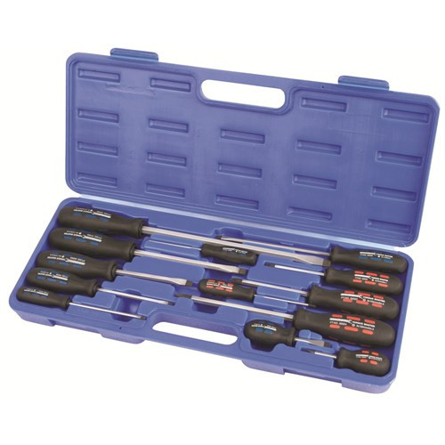 Screwdriver Set 13pce Torque Master