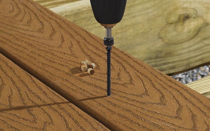 Cortex for Deckorators Decking