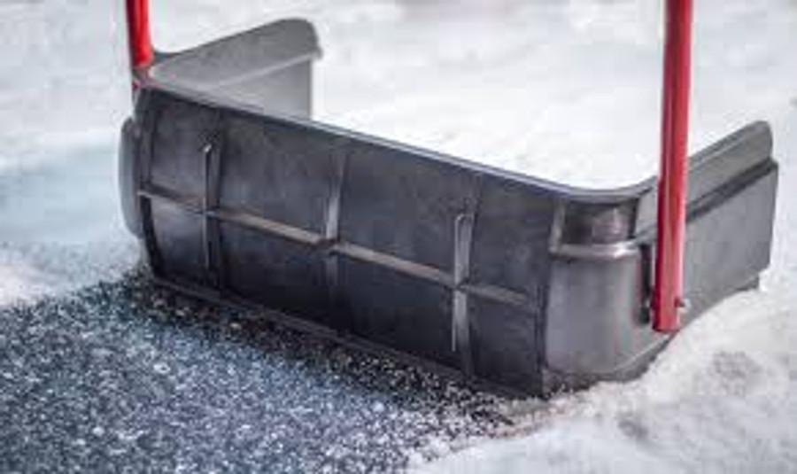 Push All Deck Snow Removal Shovel