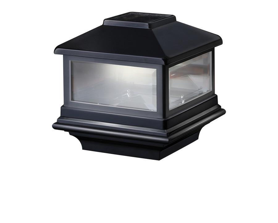 Deckorators Solar Post Cap / Black