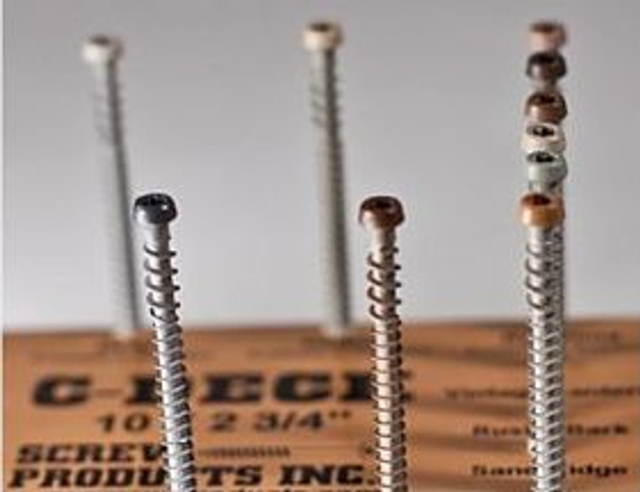 Composite Deck Screws
