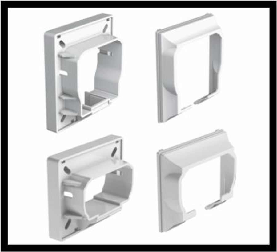 CXT Classic Railing Connectors by Deckorators