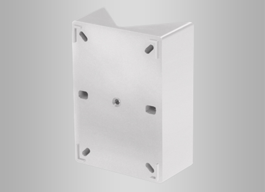 CXT ARCHITECTURAL ANGLE ADAPTORS - 45Á WHITE