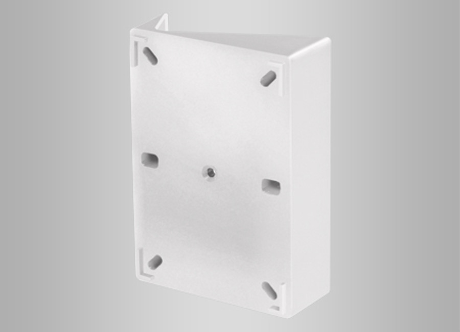 CXT ARCHITECTURAL ANGLE ADAPTORS - 22.5Á WHITE