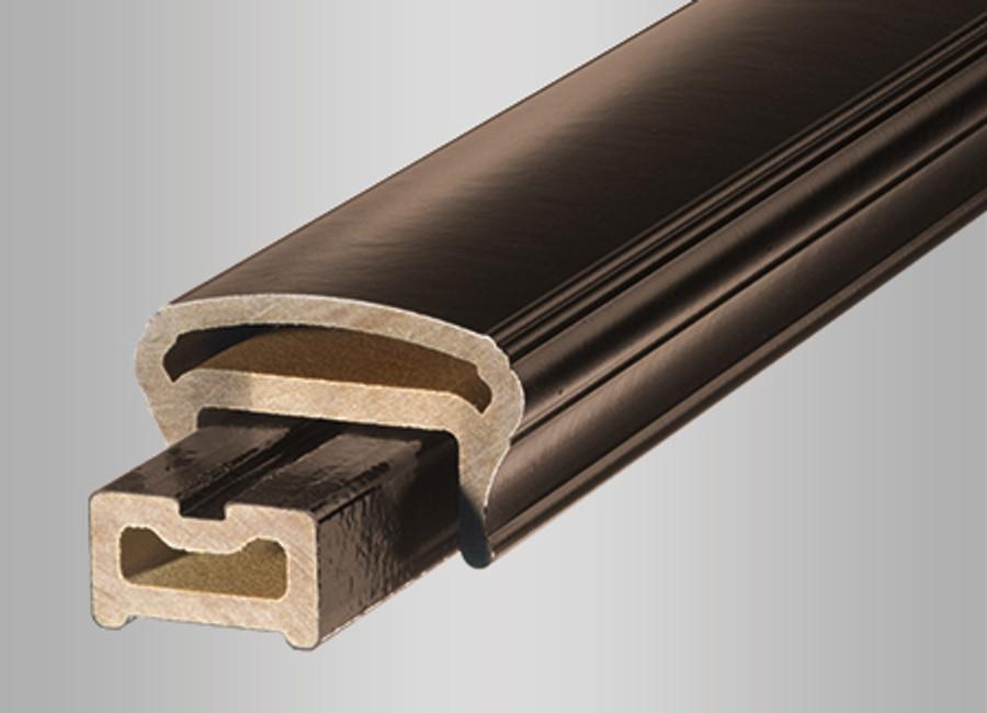 CXT Upper Rail / Dark Walnut