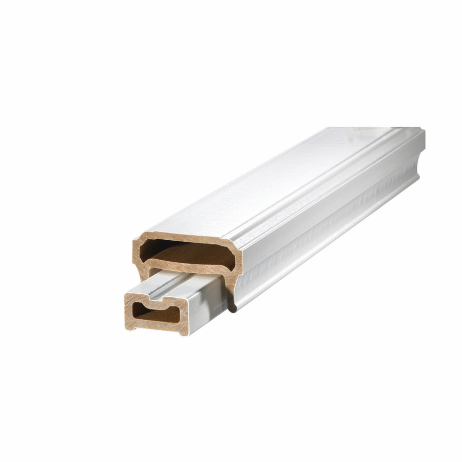 CXT Contemporary Upper Rail / White