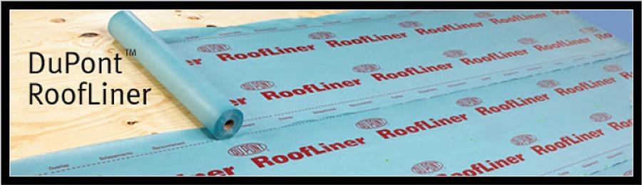 Tyvek Roof Liner