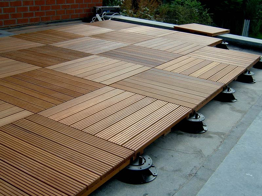 Perfect 24x24 Grooved