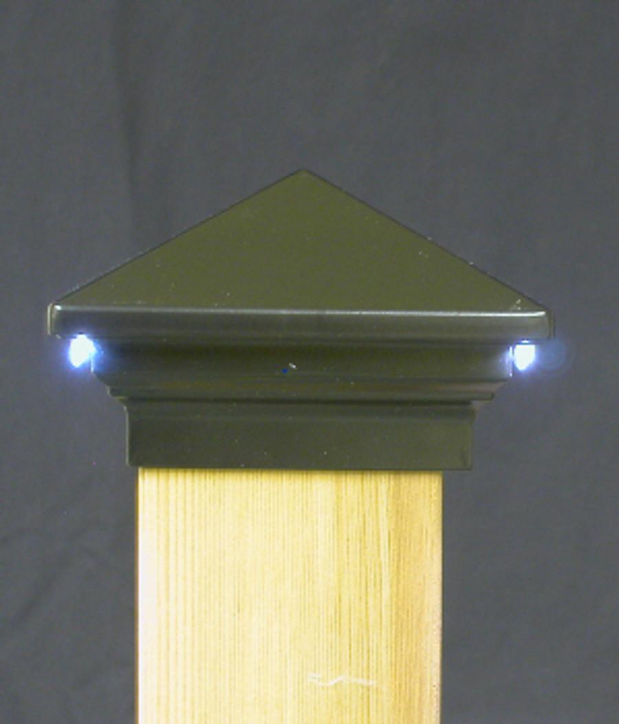 LED Post Cap / Eclipse