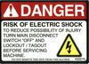 Danger Shock 433270