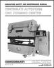EM-319 (JAN 93) AUTOFORM CNC FORMING CENTER - Operation, Safety and Maintenance Manual