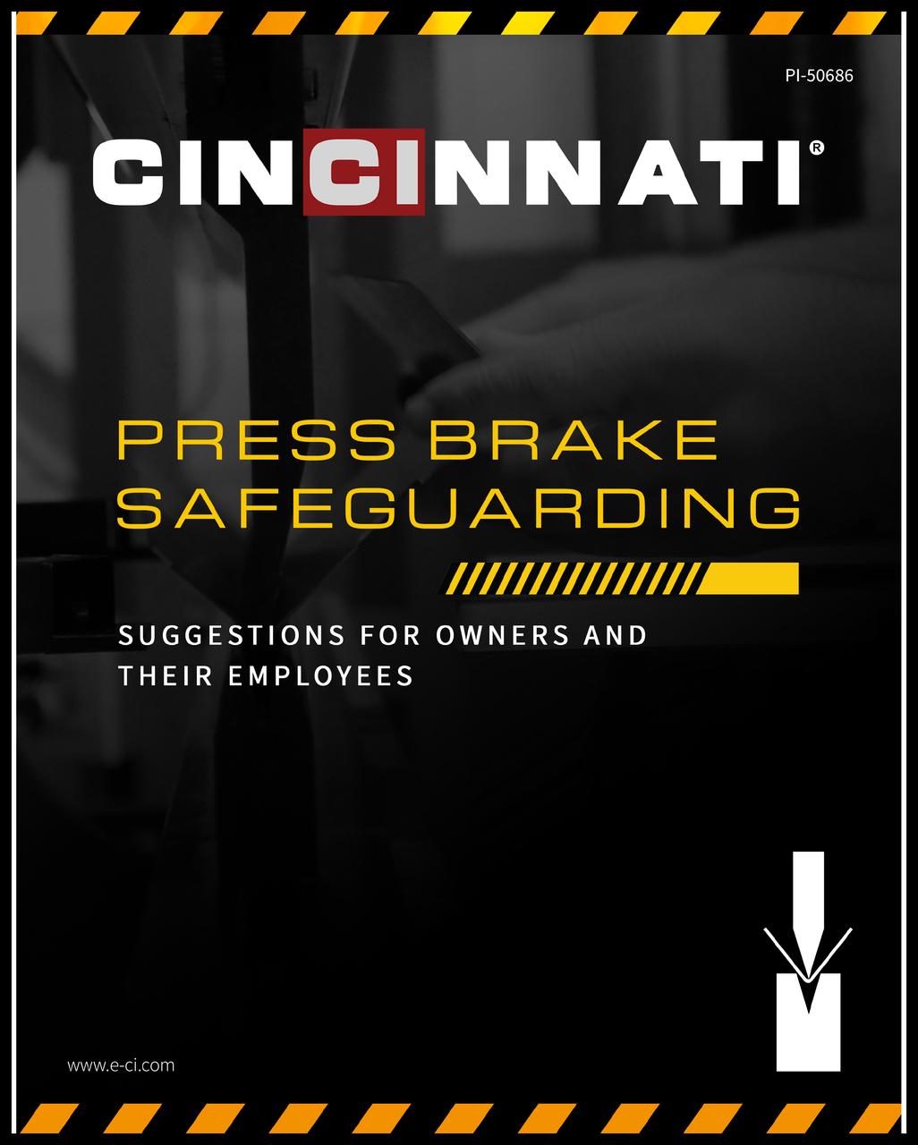Cincinnati press Brake repair Manual