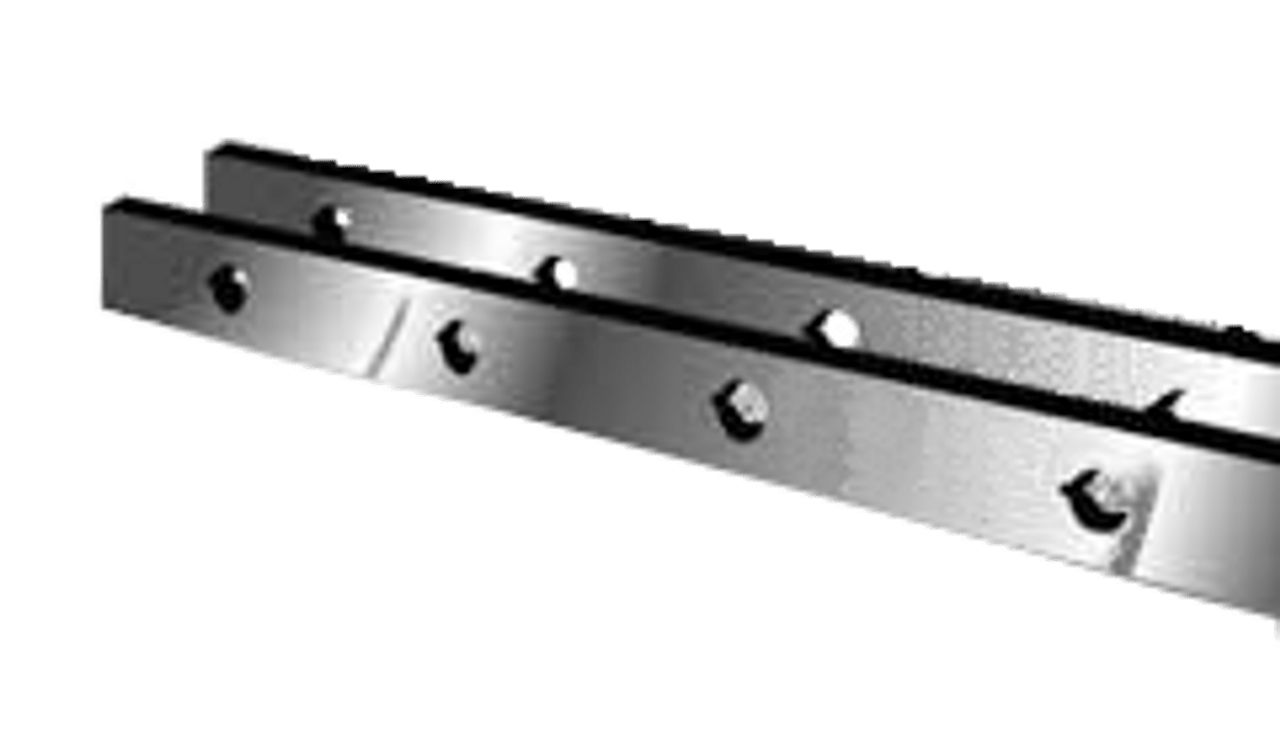 "American Hercules Shear Knives - 124"" Length, 4"" x 1"" Cross Section (239216) Type C"