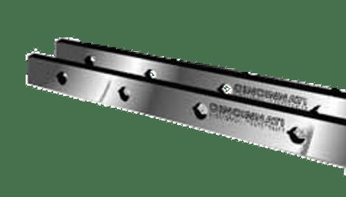 "Cincinnati Shear Knives - 148"" Length, 4"" x 1"" Cross Section (239128) Type B"