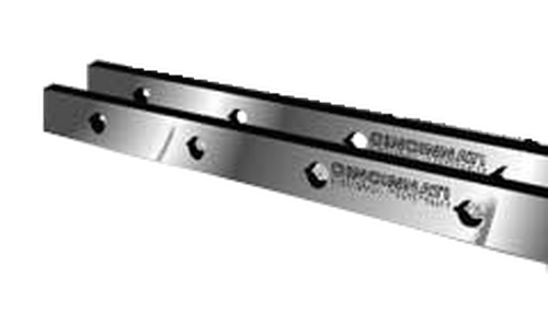 "Cincinnati Shear Knives - 150"" Length, 3"" x 1"" Cross Section (239204) Type C"