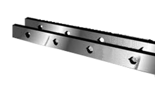 "Betenbender Shear Knives - 100"" Length, 4"" x 1"" Cross Section (239028) Type A"