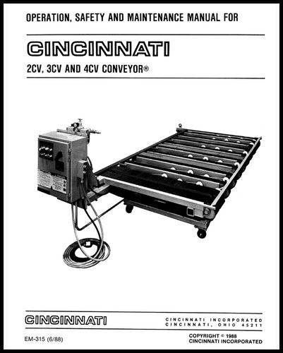 EM-315 Conveyor