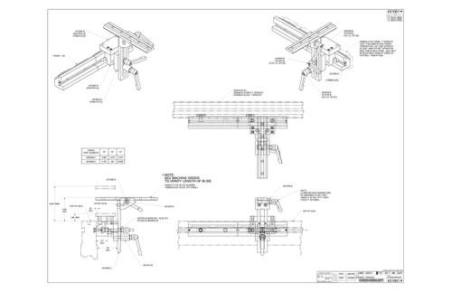 Fast Setup Work Support Foundation Print (431061-F)
