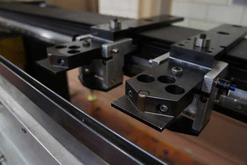 Press Brake Backgage Upgrade