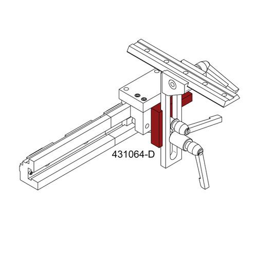 Guide Gage Vert Bar FSWS (431064)
