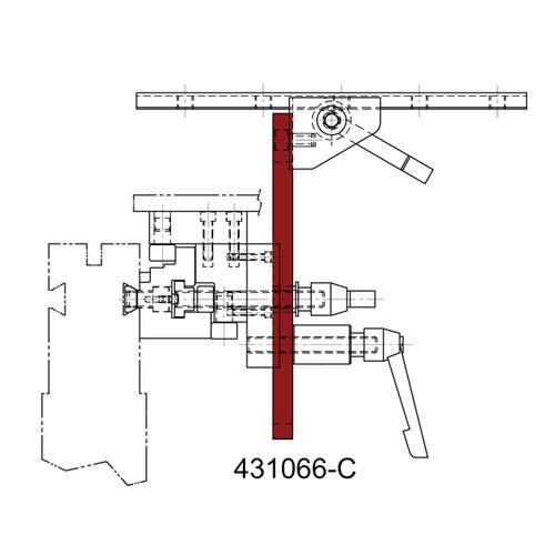 Bar Slide Vert Adj FSWS (431066)
