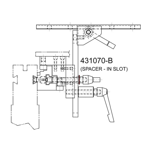 Spacer 1.00D . 69ID . 88L (431070)