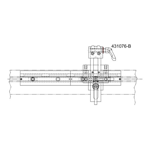 Spacer Handle  FSWS (431076)