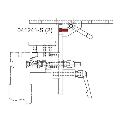 Scr Cap Sk   .50-13 X 1.00 (41241)