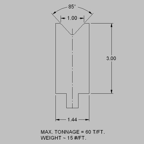 Cincinnati American Tooling S7C08