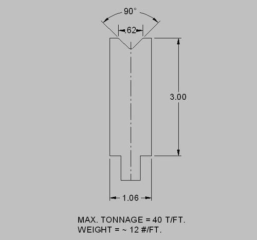 Cincinnati American Tooling S5B05