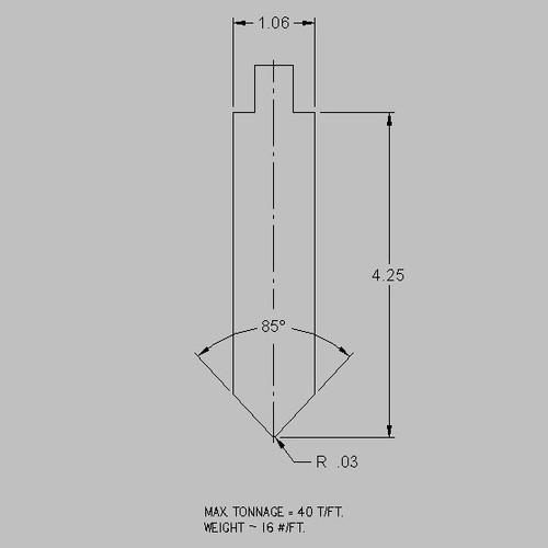 Cincinnati American Tooling S6D02