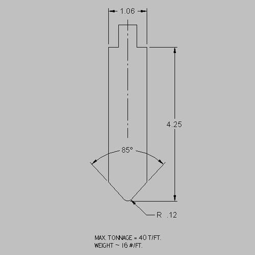 Cincinnati American Tooling S6D08