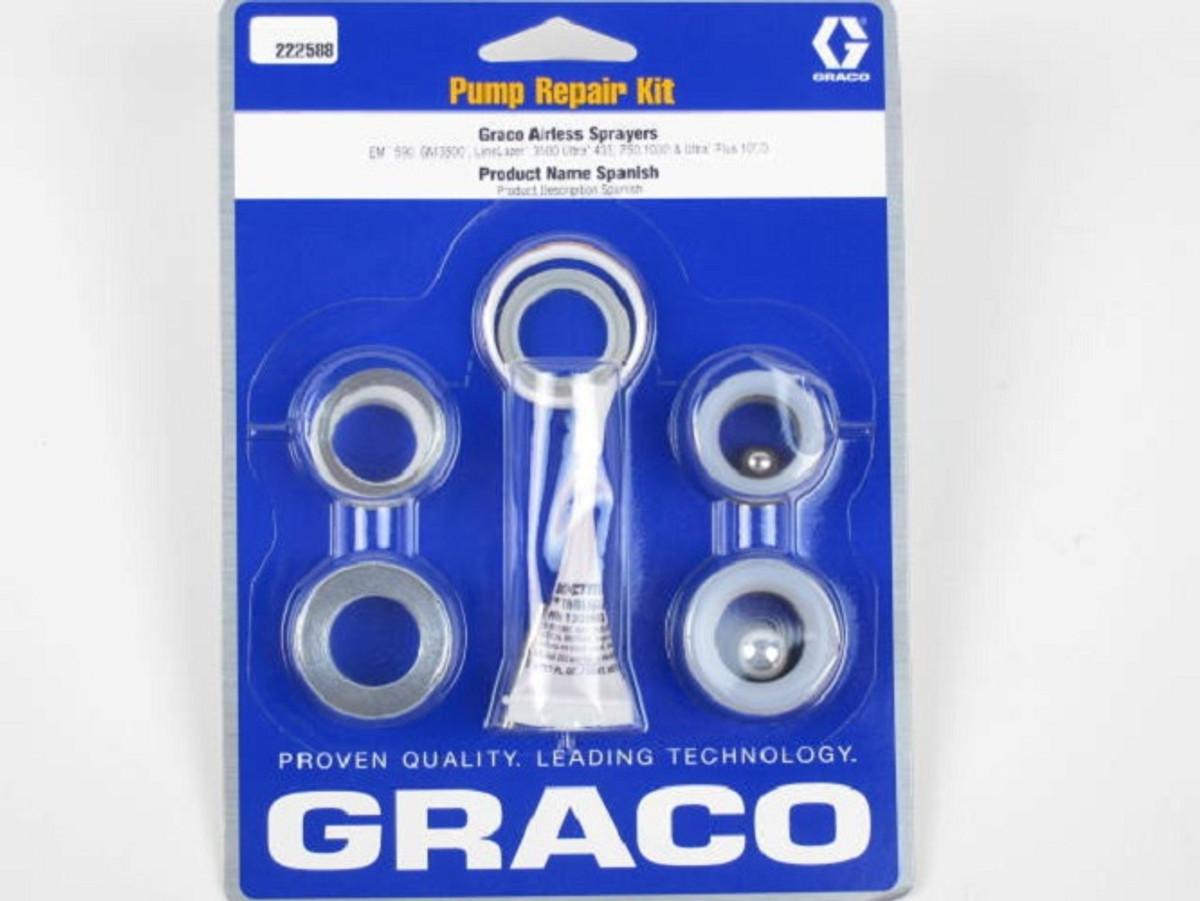 graco 222588 or 222 588 repair kit oem. Black Bedroom Furniture Sets. Home Design Ideas
