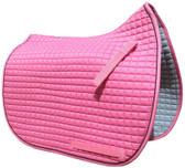 Candy Pink Dressage Saddle Pad | PRI Pacific Rim International