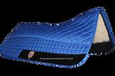 Royal Blue Western Saddle Pad