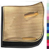 Extra Long, Flag-Tail Dressage Saddle Pads by PRI Equine.