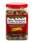 Mrs. Pastures Cookies - All Natural Horse Treats | 32oz.  Jar
