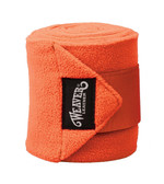 Weaver Orange Fleece Polo Wraps
