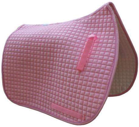 Baby Pink Dressage Saddle Pads Pri Pacific Rim International