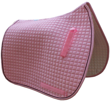 Baby Pink Dressage Saddle Pads Pri Pacific Rim International